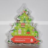 Decorative merry christmas window stickers for party/family/shop