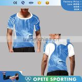 (OEM ODM FACTORY/Trade Assurance) sublimation surfing rashguard, mens compression wear,sports tracksuit men