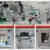 Automatic motorcycle design sticker screen printing machine LTA-460