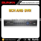 Hot sale 720P Real time Economic cctv dvr system 8ch ahd dvr                                                                         Quality Choice