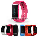 S55 Smart Bracelet Waterproof Bluetooth 4.0 Pedometer Band Health Wristband Fitness Tracker Smartband For Android IOS Phone