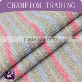 China professional factory 2015 most popular T/R Hacci knit fabric for scarf/jacket/dress