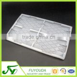 PP disposable high temperate resistance mobile phone screen electronic blister packaging tray