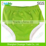 2014 New AnAnBaby Bamboo Potty Training Pants All In One Size Resuable and Waterproof Pants