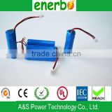 3.2v Deep cycle LiFePO4 battery 14500 rechargeable battery 3.2V 450mAh with OEM/ODM available for sales