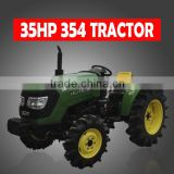 4WD 35HP mini agricultural farm tractor price                                                                         Quality Choice