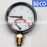 Dial Thermometer Analog Mechanical Temperature Gauge