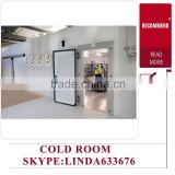 solar air cooler conditioner mountained for cold room cold storage