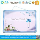 Lanxi xindi magnetic board with marker,dry eraser magnetic white board