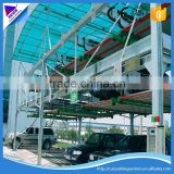 multi level smart car parking system portable car parking system vertical and horizontal automatic parking system