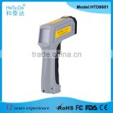 Adjustable Emissivity Non-Contact Industrial Pyrometer Laser IR Infrared Point ,High Temperature Thermometer Tester Gun