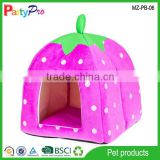Partypro 2015 Best Quality Hot Sell Pet Products Heated Burger Bun Pet Cat Bed