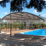 4mm-16mm Solid Polycarbonate Sheet for Skylight Carport Awning Roofing Sheet Swimming pool covers
