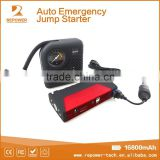 2015 Hot Selling 13800mAh Mini Car Booster Car Jump Starter with Air Compressor