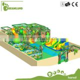 Interesting children large indoor playground set
