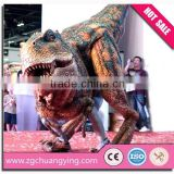 21kg light weight and vivid movements dinosaur mascot costume