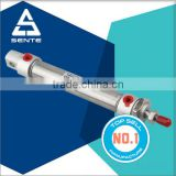 Pneumatic Actuator MA Series Stainless Steel Compressed Air Mini Cylinder                                                                         Quality Choice
