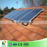 roof panel install structure steel roof solar mounting system roof bracket solar roof mounting bracket pv mount