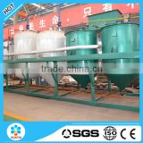 turn-key project crude vegetable oil refinery plant refining equipment                                                                         Quality Choice