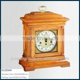 Solid wood desk clock for room decoration White&Golden clock face Good quality PW1205HR