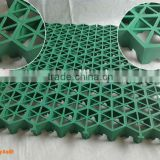 recycled interlocking car parking lawn Turf Pave grass paver supplier plastic driveway paver