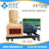 family type small sawdust pellet press machine chicken manure fertilizer pellet machine with 7mm plywood package