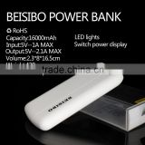 wholesale 16000mAh portable <b>charger</b> powerbank <b>business</b> power banks for phones