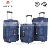 2 Wheel Softside Trolley Wholesale Quilted Ngil Bag Cotton Duffle Bag Diaper Bags