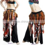 SWEGAL tribal belly dance skirt SGBDS14008