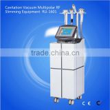 Vacuum Cavitation Erosion System Body Shaping Multipolar RF Slimming Machine RU1601 Skin Care