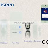 hot new products for 2015!!! Security protection cloud ip alarm Home Security Alarms System