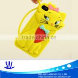Lovely 3d animal cartoon mobile phone silicone case for iphone 6/6s                                                                         Quality Choice