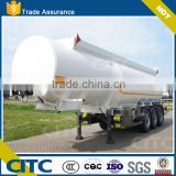 Factory price 50000L semi trailer fuel tanker,fuel tank prices