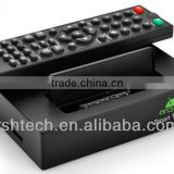 Allwinner A20 Android 4.2 IPTV box pre-install XBMC & Miracast & WIFI set top box USB & VGA& HDMI & AV output supported