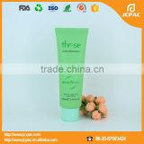 Hotel plastic cosmetic tube for hair shampoo and body wash