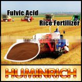 Huminrich Shenyang Promote Rice Growth SY3001-7 Fulvic Acid Powder