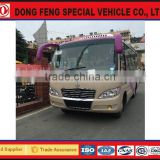 City bus for sale Dongfeng Mini Van Bus/van truck made in china manufacturingEQ6607LT 6-7m mini bus for sale