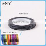 ANY Nail Beauty Curing DIY Nail Art Zebra Nail Decorative Tape Mix Color