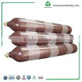 100L CNG Steel Natural Gas Steel Cylinder for Vehicle with QF-2 CNG Cylinder Valve