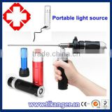 Handheld medical devices Medical handheld light source for endoscope/portable endoscope led light source