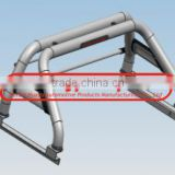 ZHI SHENG Stainless Steel Roll Bar without side handrail for Toyota Hilux Vigo