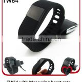 2015 JW86 bluetooth 4.0 wireless smartband similar with fitbit charge hr track pulse heart rate sport bracelet upgrade TW64