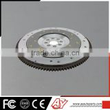 Highest quality auto flywheel ring gear 6061-T6 aluminum flywheel for Prelude 88-89 2.0L fuel injected