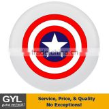 captain america frisbee, captain america Disc, outdoor Disc