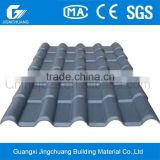 Chemical Plant/Warehouse Roof Sheet Resin Synthetic Roofing Tiles,Synthetic Spanish Roof Tile