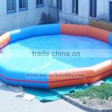 Classic design cheap inflatable floating pool cooler