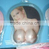 2011 fashion design soft pvc 3d mouse pad