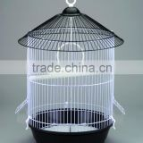 new small powder coated metal wire bird breeding cage yuanyang house