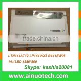 hot selling 14.1 LED Panel WXGA LP141WX5 TL N1 D1 C1 for G430 SL400 Y430 V450 laptop LTN141AT12 B141EW05 N141I6