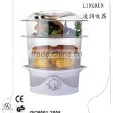 Professional food steamer as seen on tv
